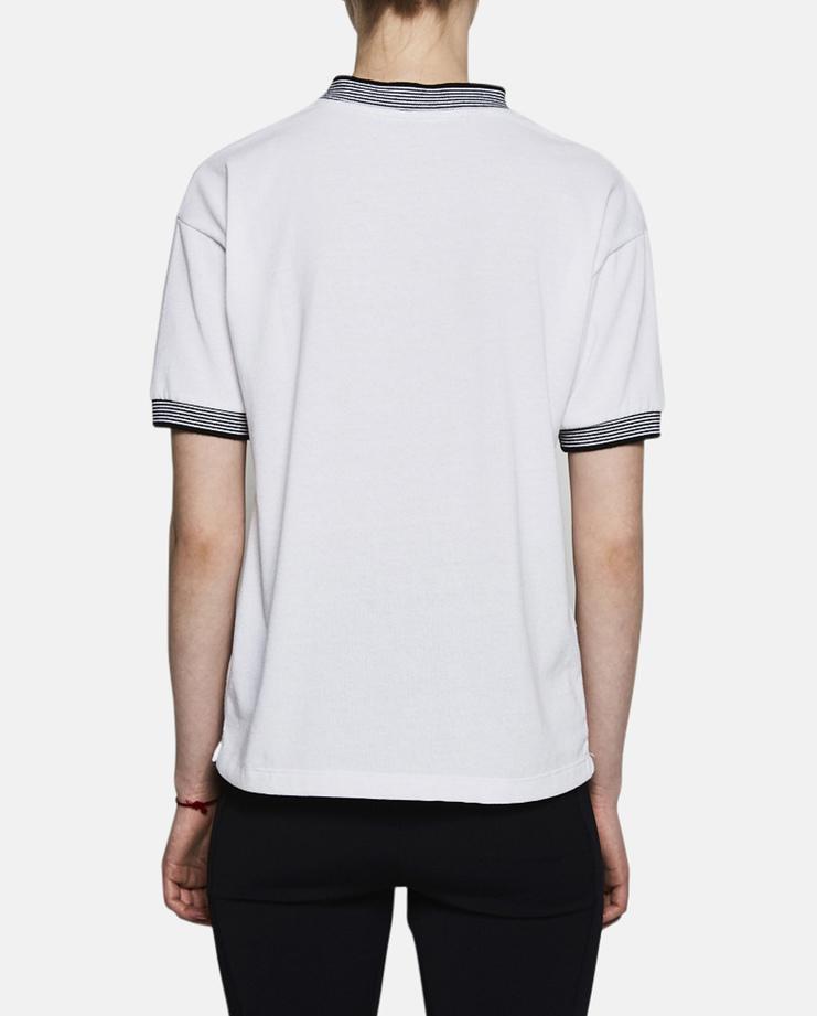 Alyx, Girls Club Sport Tee, T-Shirt, Ribbed T-Shirt, White, Shirt, AW17