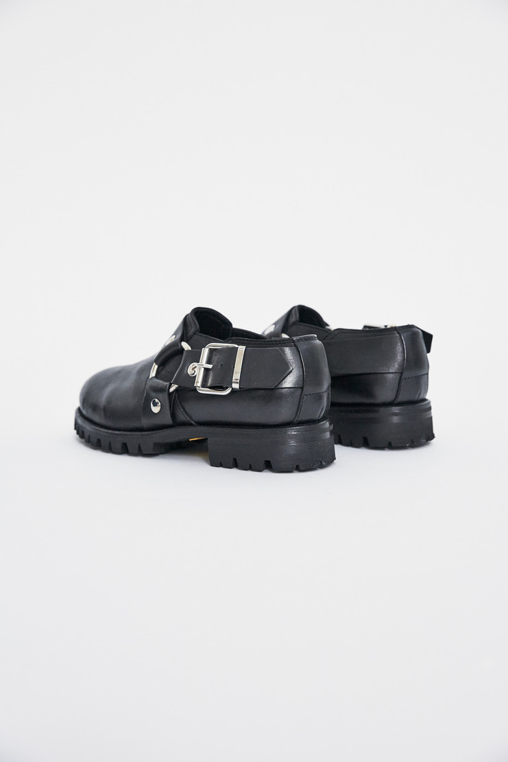 Alyx, Chef Daddy Shoes, Low Shoes, Footwear, Womens, Womens Shoes, New Arrivals, AW17, Black