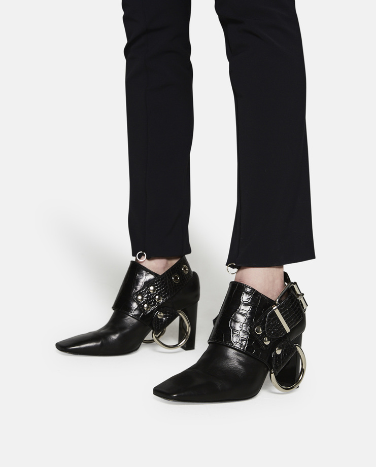 Alyx, Sling Heel, Shoes, Black, Heels, Womens, Pumps, Womens, New Arrivals, AW17, Accessories