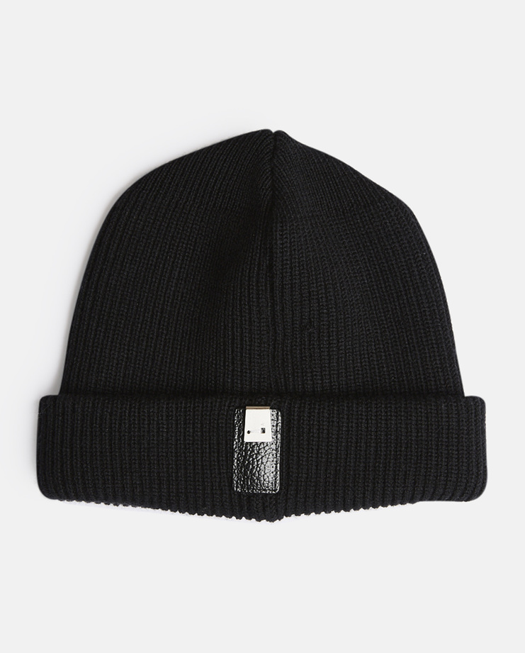 Alyx, Lighter Cap Beanie, Black, Hats, Beanies, Menswear, Womenswear, Accessories, New Arrivals, New Season, A/W 17