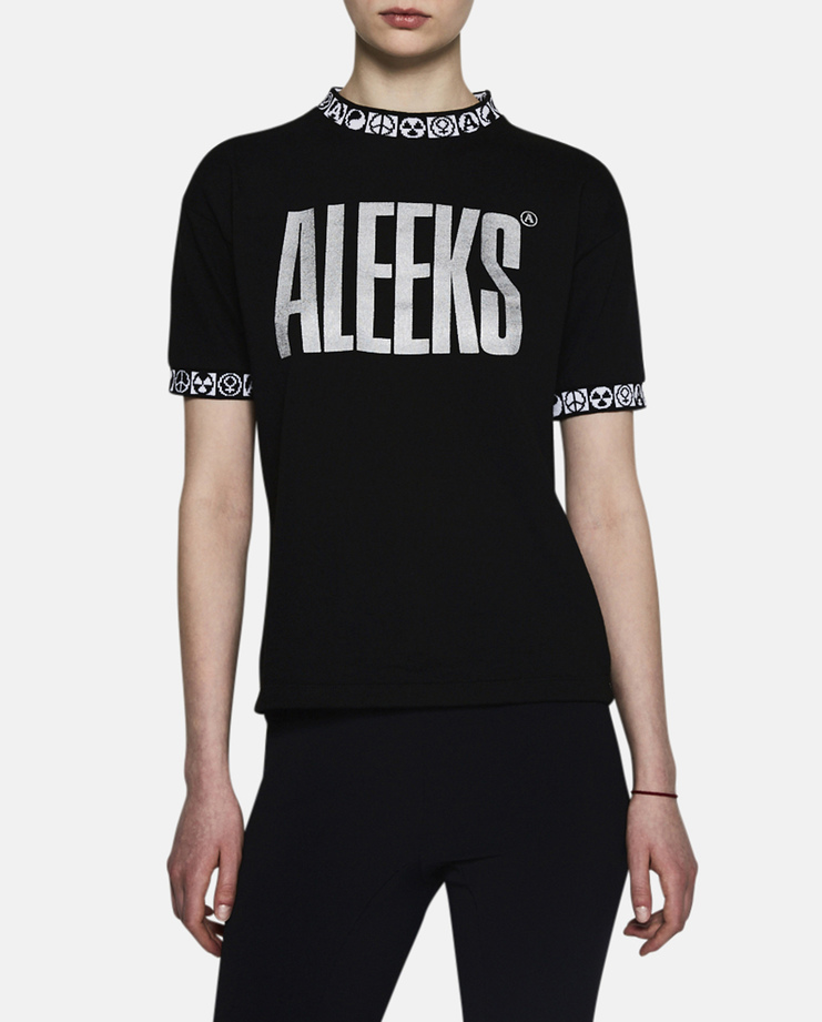 Alyx, Sport Tee, T-Shirt, Top, Black, Womens, New Arrivals, AW17