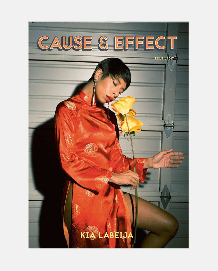 Issue 1 | Kia Labeija, Cause & Effect Magazine