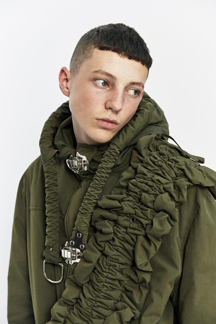 Craig Green - Down Filled Workwear Long Coat
