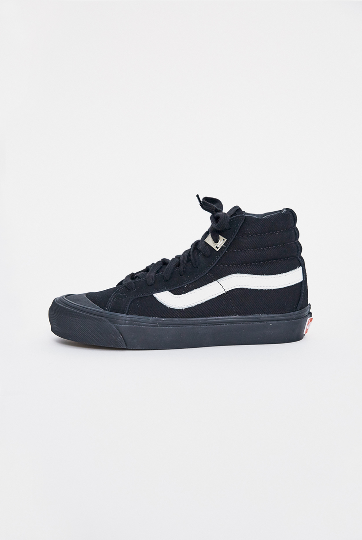ALYX x Vans OG 138 SK8-Hi Trainers AW17 Matthew Williams Trainers Footwear Unisex Black Lighter Skate High