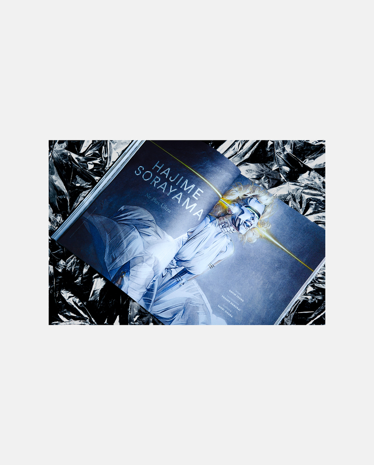 HYPEBEAST Issue 18: The Sensory Issue magazine Gorillaz, Alexander Wang, Keizo Shimizu of Needles, READYMADE, Blaise Mautin of visvim Hajime Sorayama