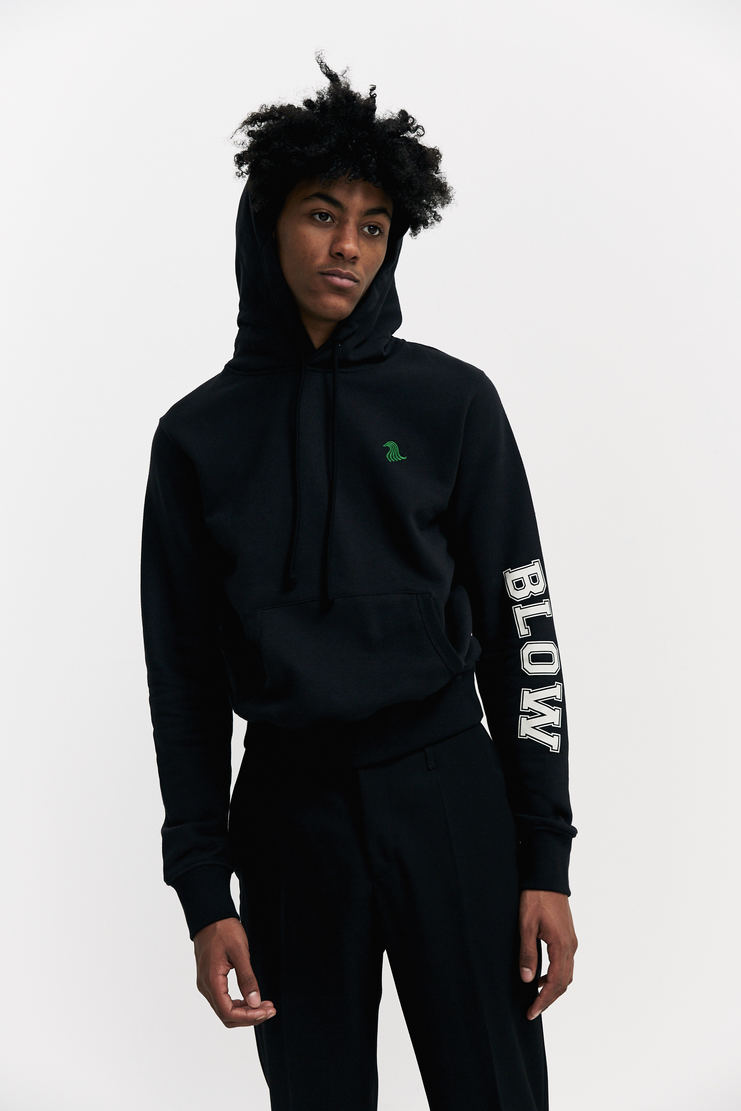 Raf Simons Printed Slim Fit Hoodie sweater top sweatshirt raf simmons aw17 a/w 17