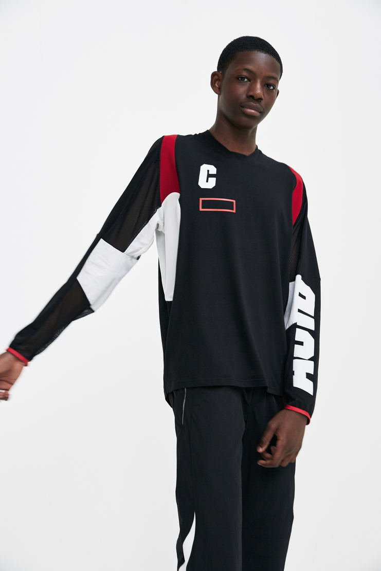 Tim Coppens Motocross Crewneck Top long sleeve C tim copens a/w17 aw17 t-shirt sweatshirt jumper
