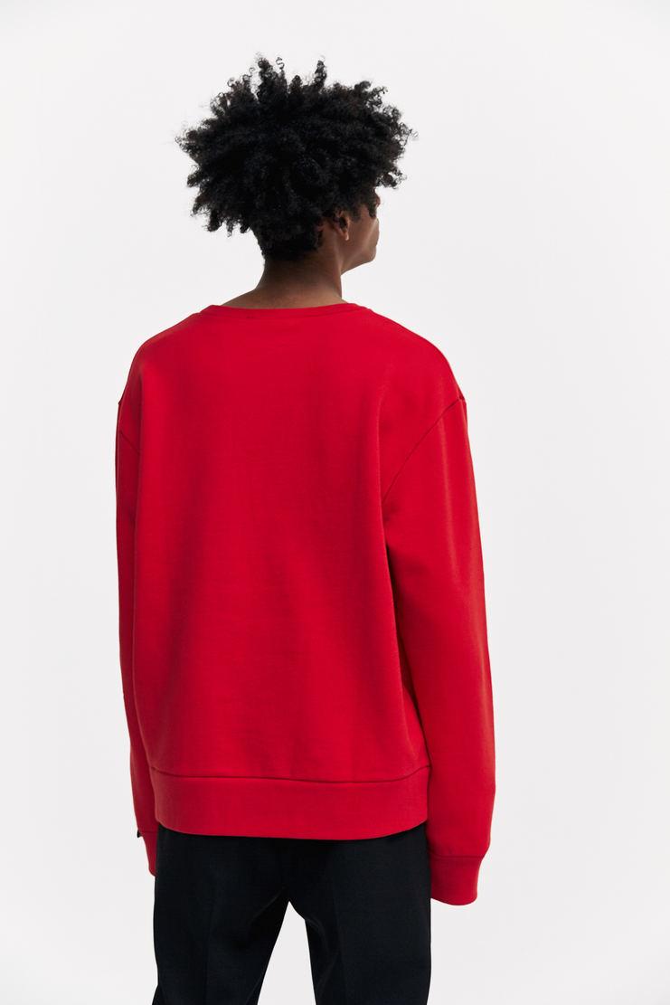 Xander Zhou Long Sleeve Techno Orientalism T-shirt a/w 17 aw17 xandar zou top