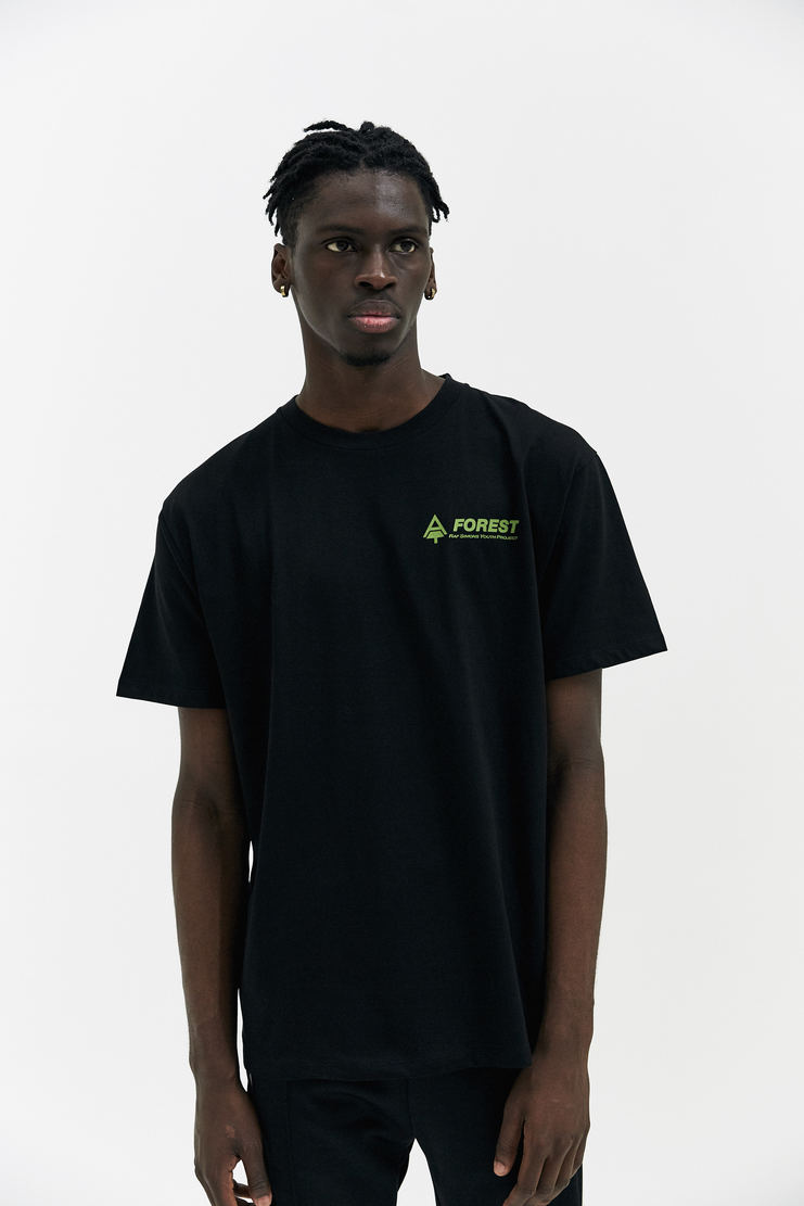 Raf Simons Forest T-shirt youth project a/w 17 aw17 simmons short sleeve