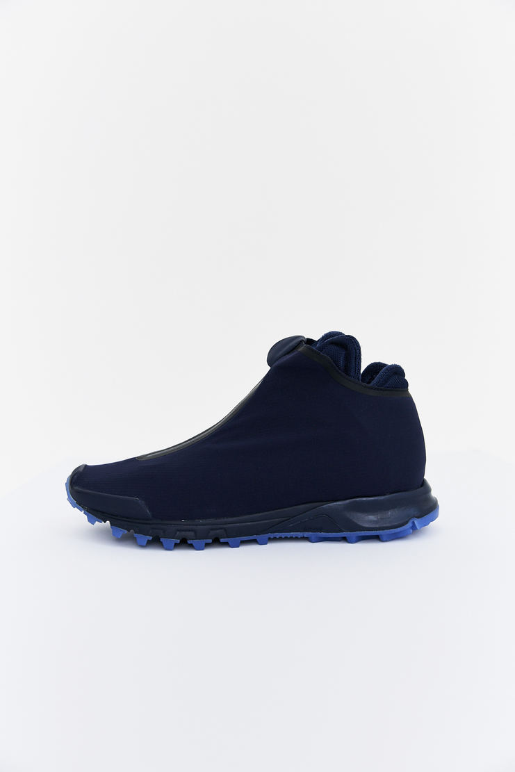 COTTWEILER x Reebok Trail Boot AW17 A/W17 Cotweiler Cott Weiler Trainers Shoes Navy