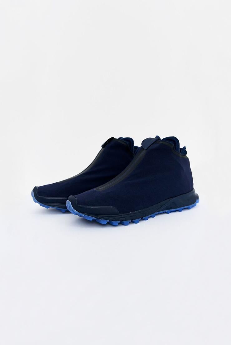 COTTWEILER x Reebok Trail Boot AW17 A/W17 Cotweiler Cott Weiler Trainers Shoes Navy