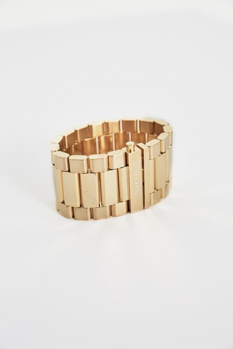 Ambush Chain 5 Bracelet AW17 A/W17 Jewellery Accessories Multi Link Gold Thick
