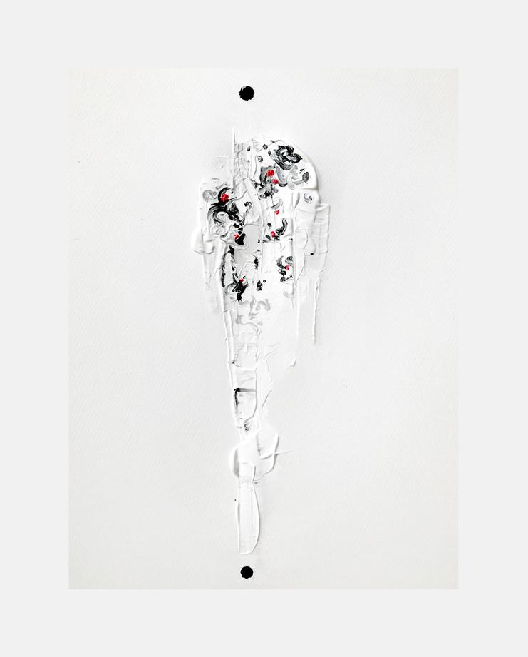 Marques Almeida S/S 18, Julia Pelzer, showstudio, illustration