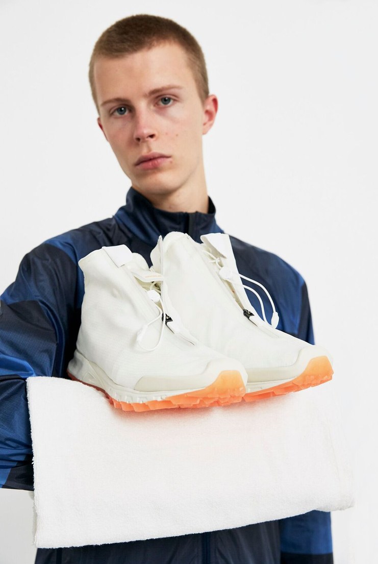 COTTWEILER x Reebok White Trail Boot AW17 A/W17 Cotweiler Cott Weiler Trainers Shoes