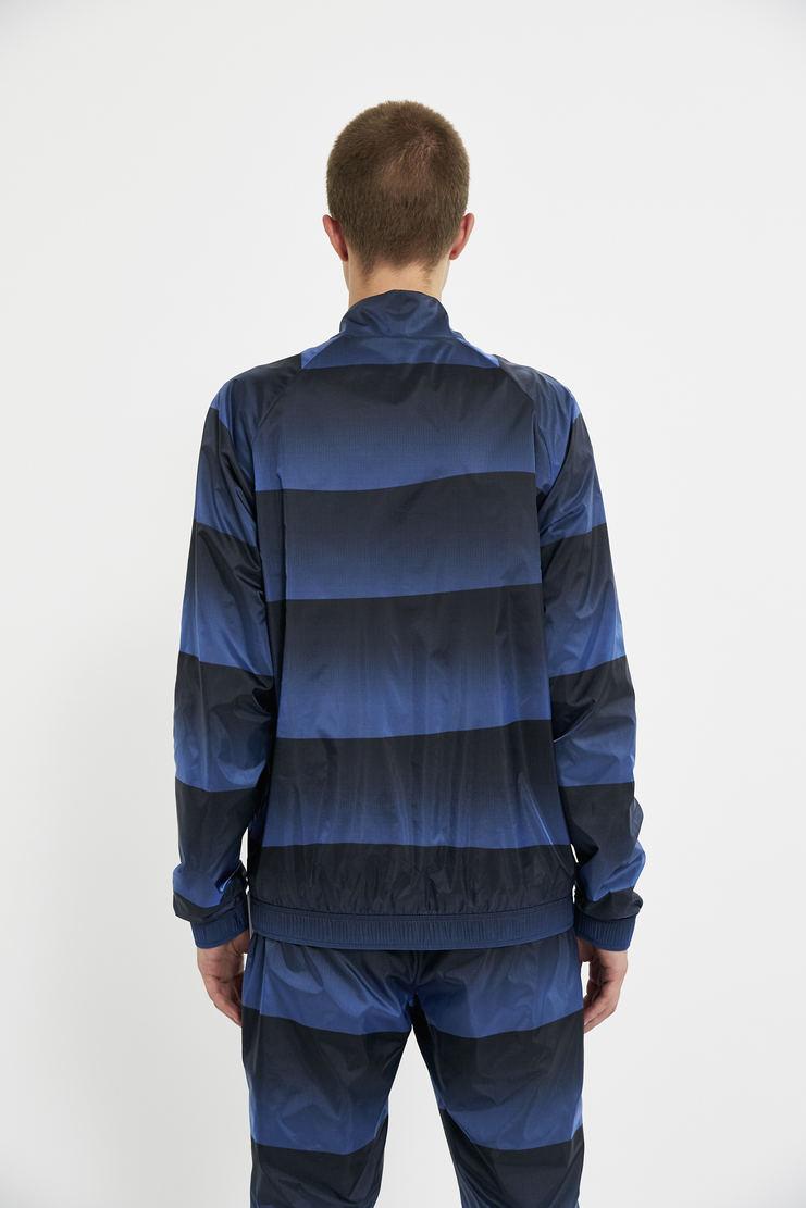 reebok x cottweiler, cottweiler, reebok, collaboration, navy, sportswear, track jacket, jacket, aw17, lfw, fashion,