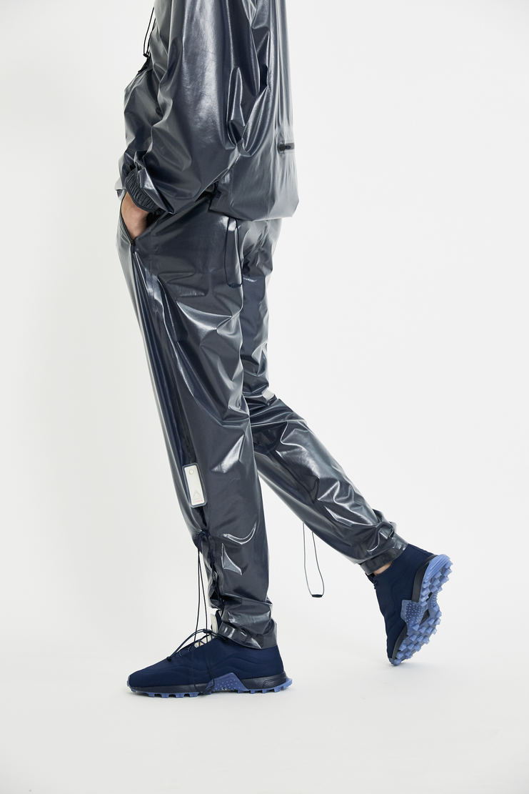 reebok x cottweiler, cottweiler, reebok, collaboration, chalk, cream, sportswear, track pants, jacket, aw17, lfw, fashion, white