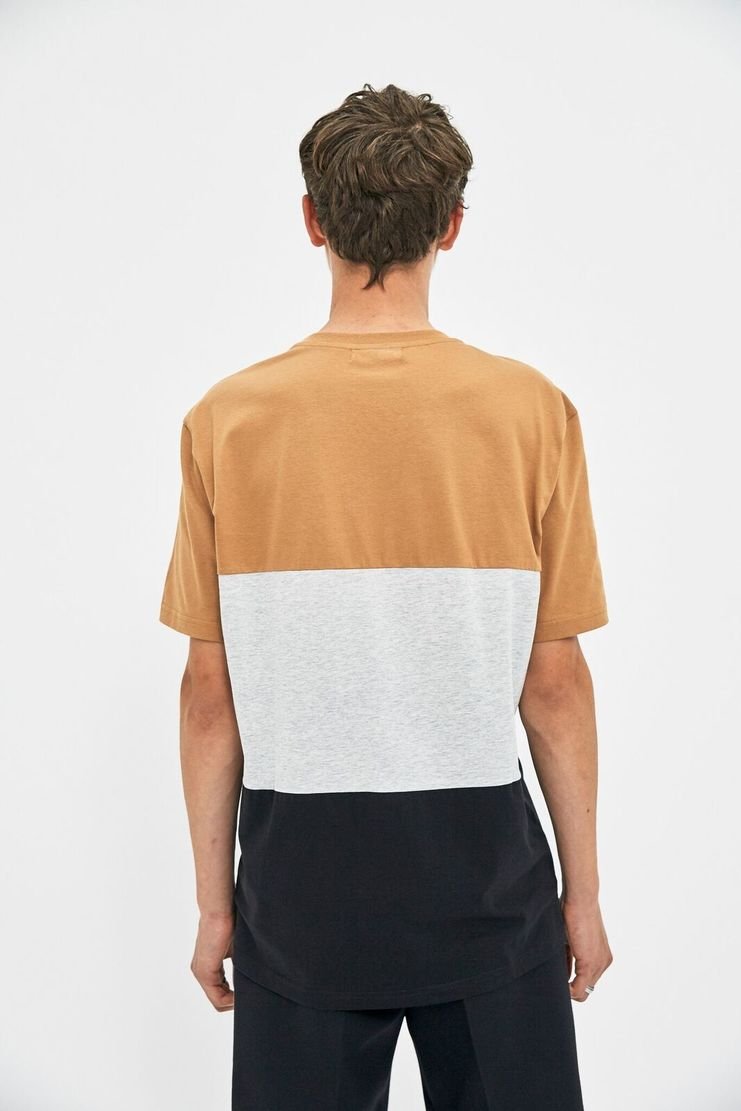 Futur Camel Blocked T-Shirt FW17 aw17 top tshirt tee t shirt