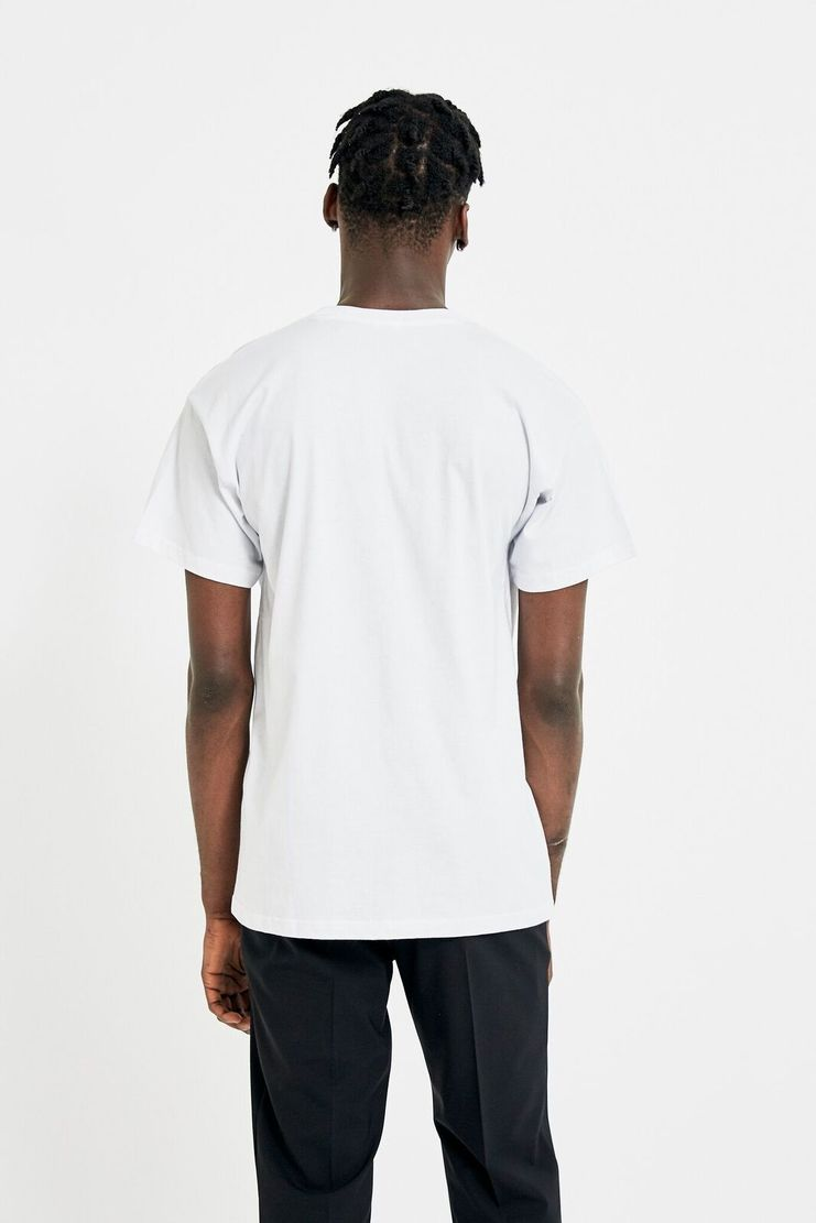 Heikki Salonen White Tsot T-shirt Tee Top AW17 FW17 A/W 17 F/W 17 cotton