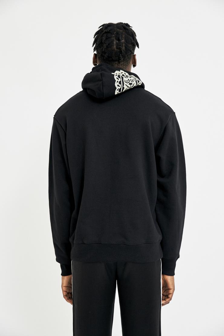 424 Paisley Hooded Sweatshirt AW17 FW17 A/W 17 F/W 17