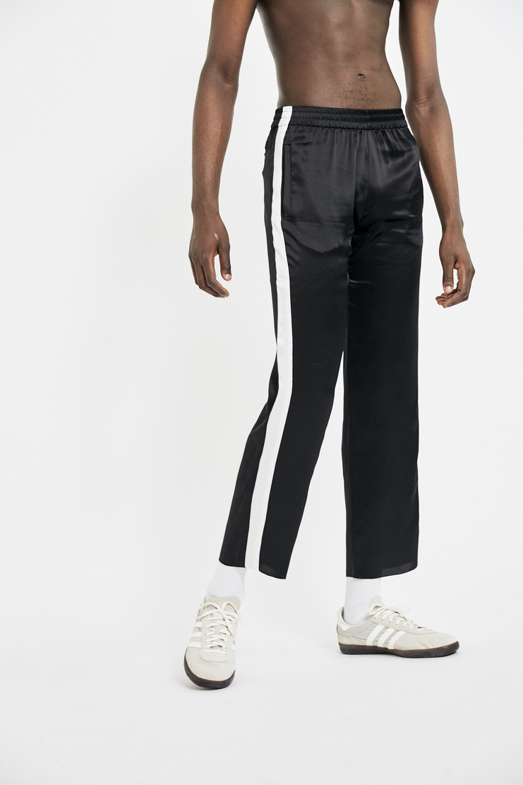 ARIES Silk Track Pants AW17 FW17 A/W 17 F/W 17   Striped pants striped trouser