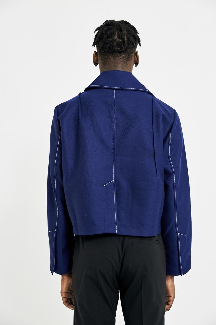 Ximon Lee Twill Work Jacket AW17 FW17 A/W 17 F/W 17 outerwear Coat