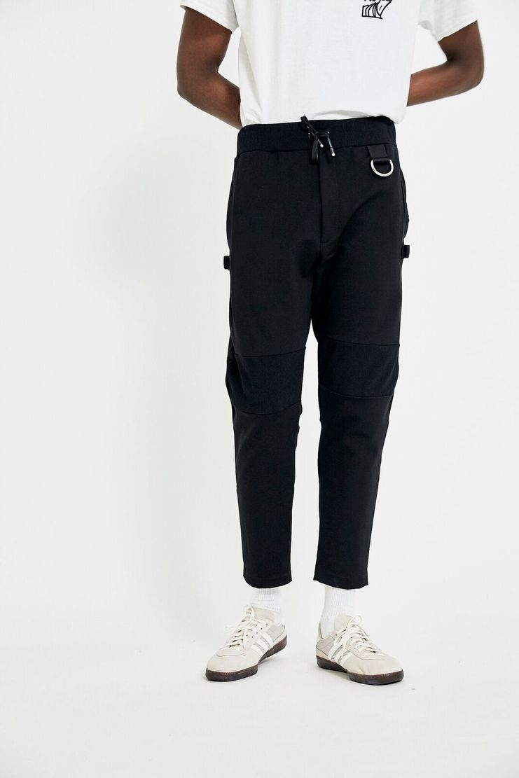 Alyx, Zipped Track Pant, Trousers, Pants, A/W 17, New Arrivals, Black, Menswear, New Collection
