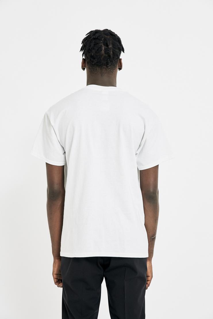 Expert Horror White 'BAADNEWS' T-Shirt