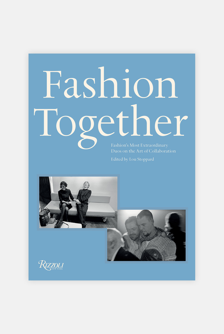 Lou Stoppard Fashion Together Book Photography Magazine Photographs Sketches Behind The Scenes Vivienne Westwood Andreas Kronthaler Marc Jacobs Katie Grand Inez van Lamsweerde  Vinoodh Matadin Thom Browne
