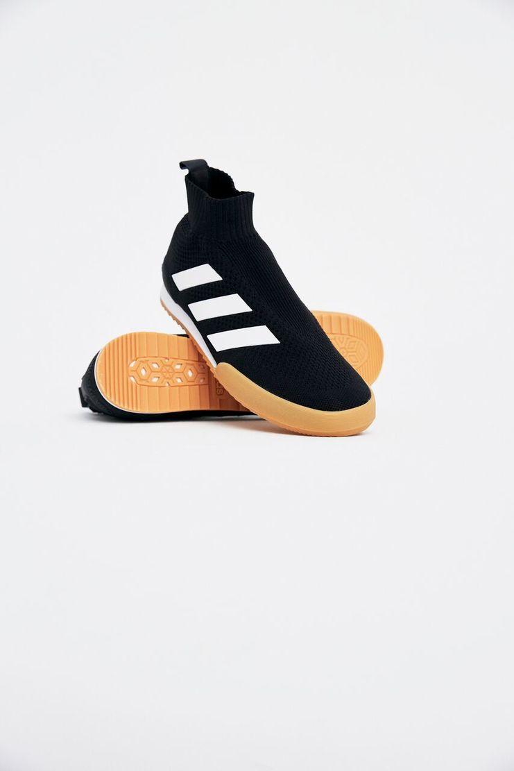 Gosha Rubchinskiy Black GOSHA x ADIDAS ACE 16+ SUPER SHOES AW17 FW17 A/W 17 F/W 17 Sneakers Trainers Sports Slip-ons Stripe