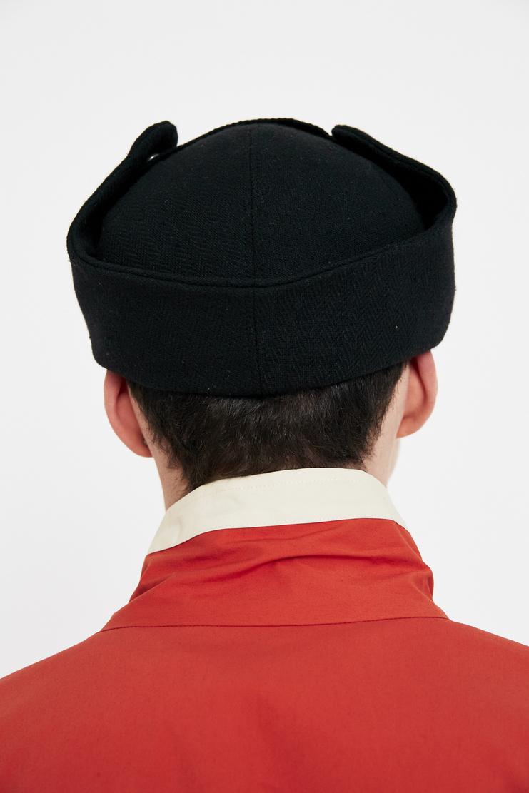 Gosha Rubchinskiy WOOL FLAT CAP GOSHA x STEPHEN JONES AW17 FW17 A/W 17 F/W 17