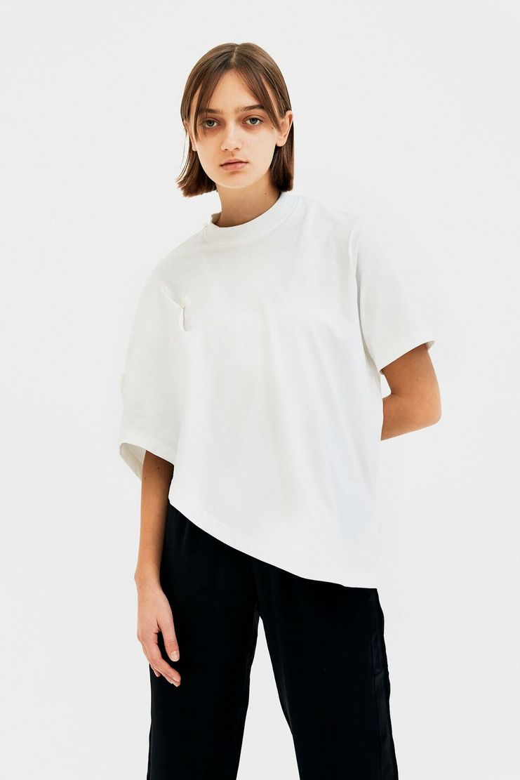 SIRLOIN Bukko T-Shirt AW17 A/W17 Sir Loin Shoulder Sleeve Top Mao Usami Alve Lagercrantz
