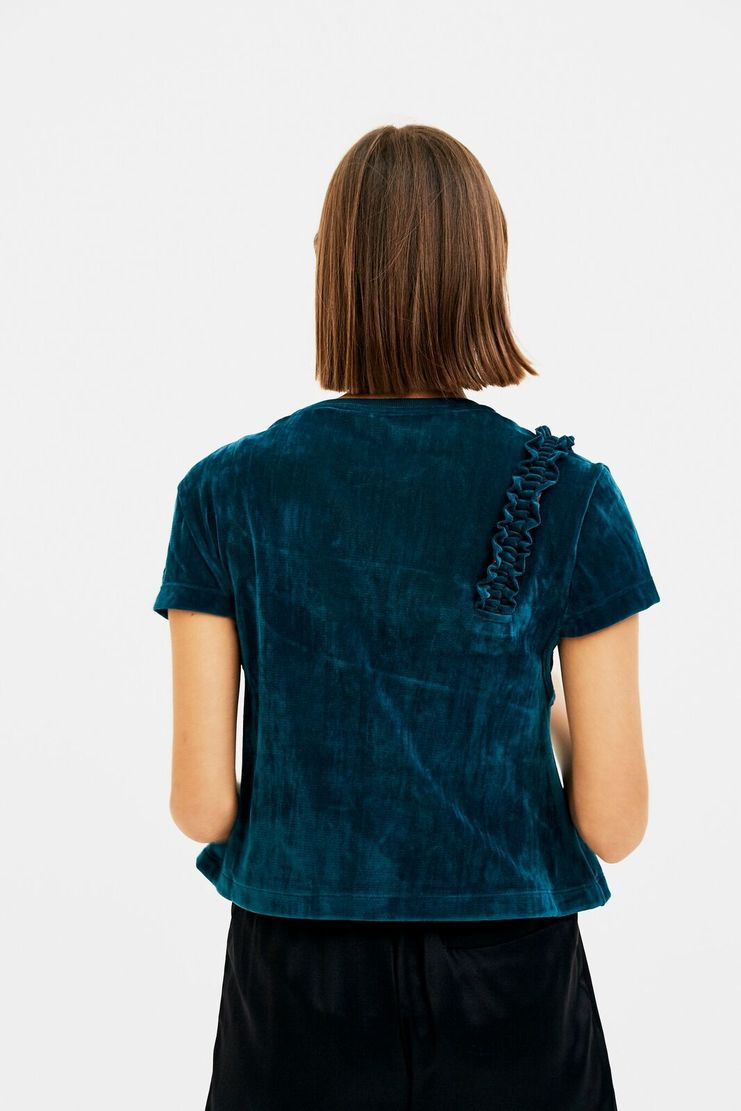 SIRLOIN Bradit Card T-shirt AW17 FW17 A/W 17 F/W 17  shirt top siloin sirlon green emerald