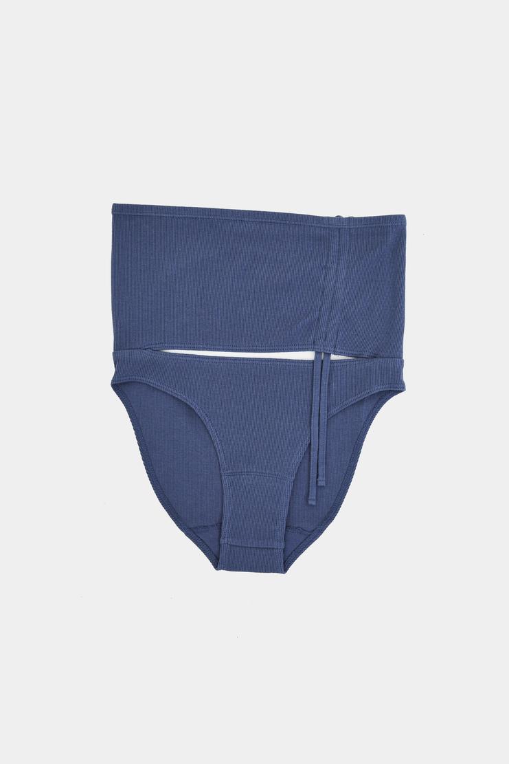 MARIEYAT - Float Brief underwear pants panties marie yat mariyat aw17 blue