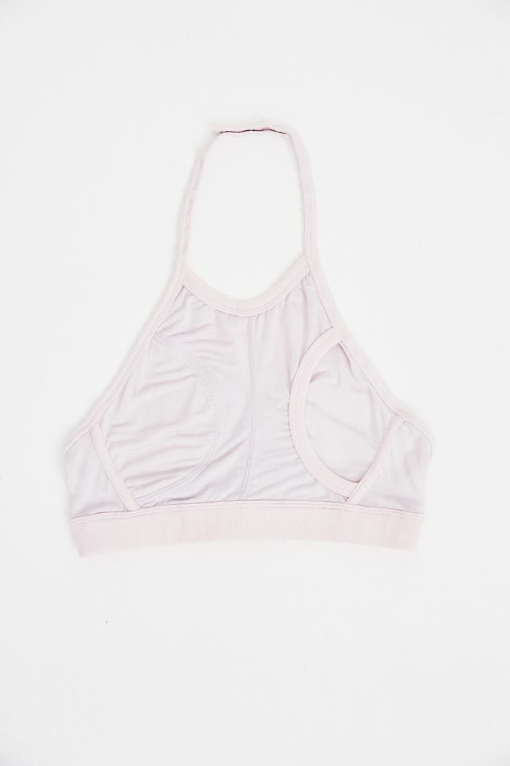 SIRLOIN Rose BIS Bra Top Crop-Top Pink sirlon sirlion underwear lingerie A/W 17 F/W 17 FW17 AW17