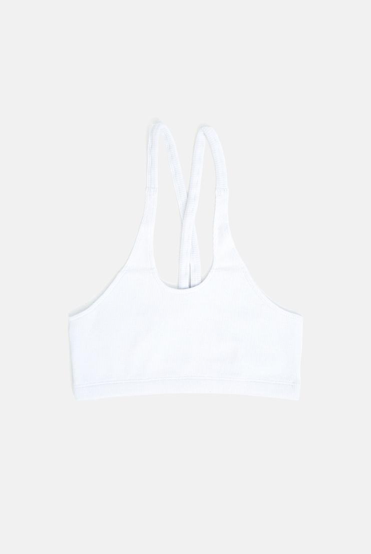 MARIEYAT White Marine Top A/W 17 F/W 17 FW17 AW17 black mary yst yar yatt crop top lingerie underwear