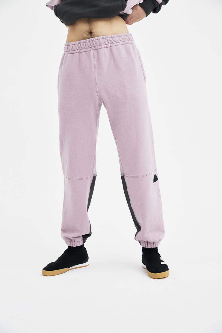 Cav Empt Pink Jog Pants lilac joggers trousers sports A/W 17 F/W 17 FW17 AW17 grey blue cavempt empr empy cave emot