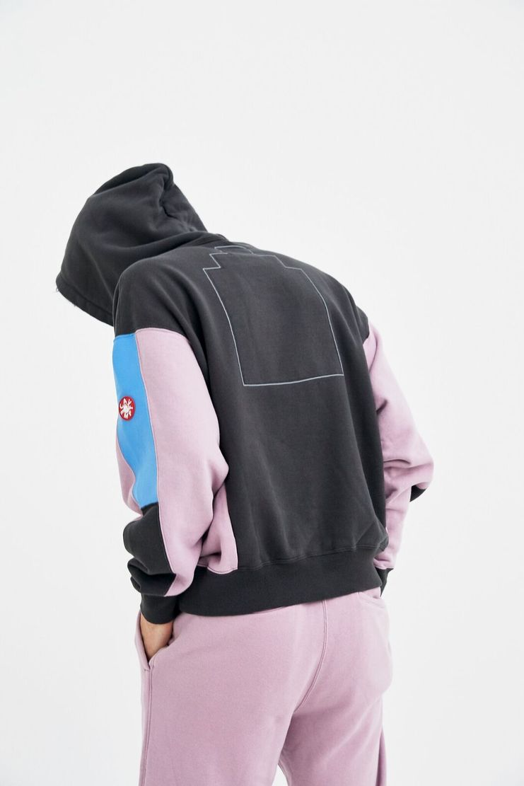 Cav Empt Multicolour Heavy Hoodie pullover sweater christmas A/W 17 F/W17 AW17 FW17 cavempt cabe cavr empy empr emot