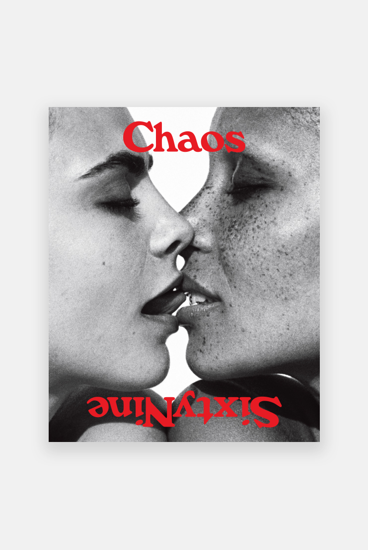 CHAOS Magazine Issue: SixtyNine books magazine issue cara delevigne adwoa aboah karl largerfeld photography fashion kylie jenner poster 69 kendal