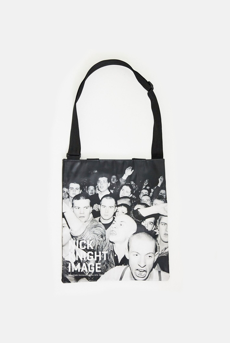 DAELIM Hammersmith Tote Bag SHOWstudio Black White Nick Knight Nicholas Book Magazine A/W 17 F/W 17 Christmas Sale Deals Black Friday Cyber Monday