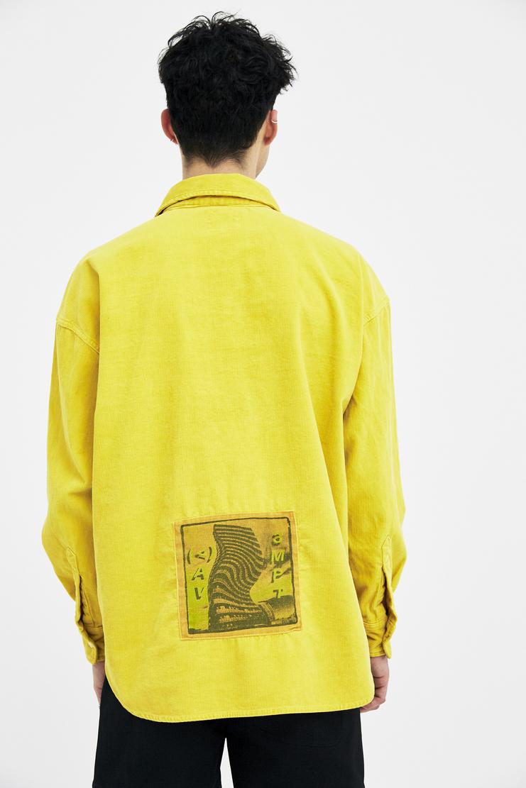 Cav Empt Big Chord Shirt jacket winter autumn christmas A/W 17 F/W 17 FW17 AW17 japanese streetwear stretch csv cavempt cave empt