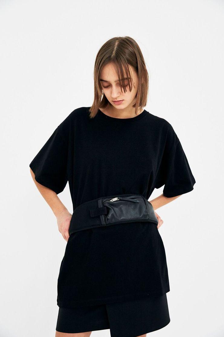 ALYX Black Pouch Bag  Fabric Cordura Accessories Accessory Unisex Black New Arrivals Webbed Buckle Keychain Keyring Strap Aleeks Alekx Aleks Alix Alyyx Allyx Alicks Aleaks AAUHB0009