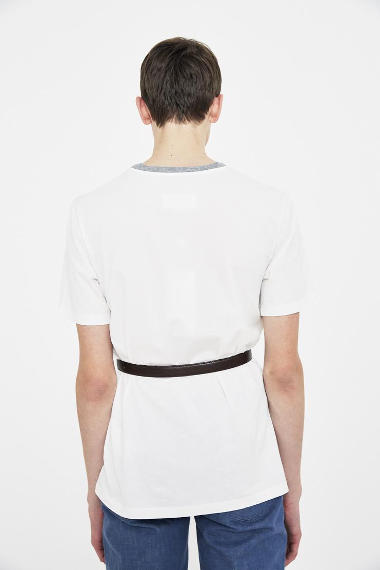 Martine Rose black waistpack waist pack wallet accessory  S/S 18 SS18 Spring Summer 2018 Machine-A