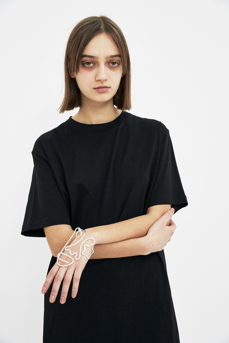 Maison Margiela abstract bracelet accessory Spring Summer 18 SS18 S/S/ 18 Margela Margella Mason Masion Machine-A