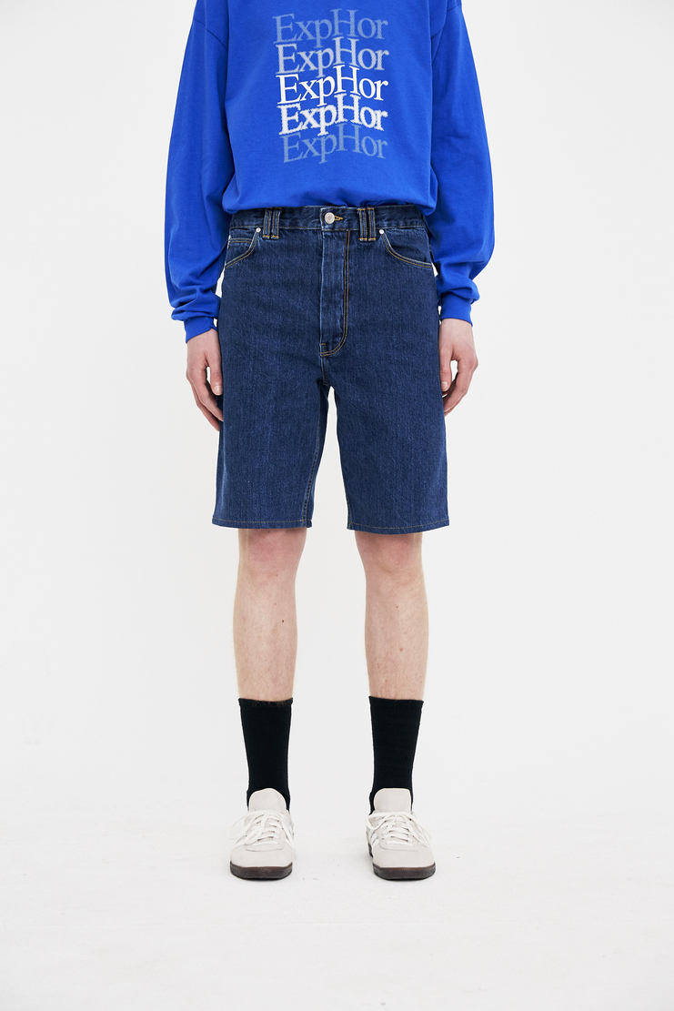 Martine Rose denim trousers shorts bottom S/S 18 SS18 Spring Summer 2018 Machine-A