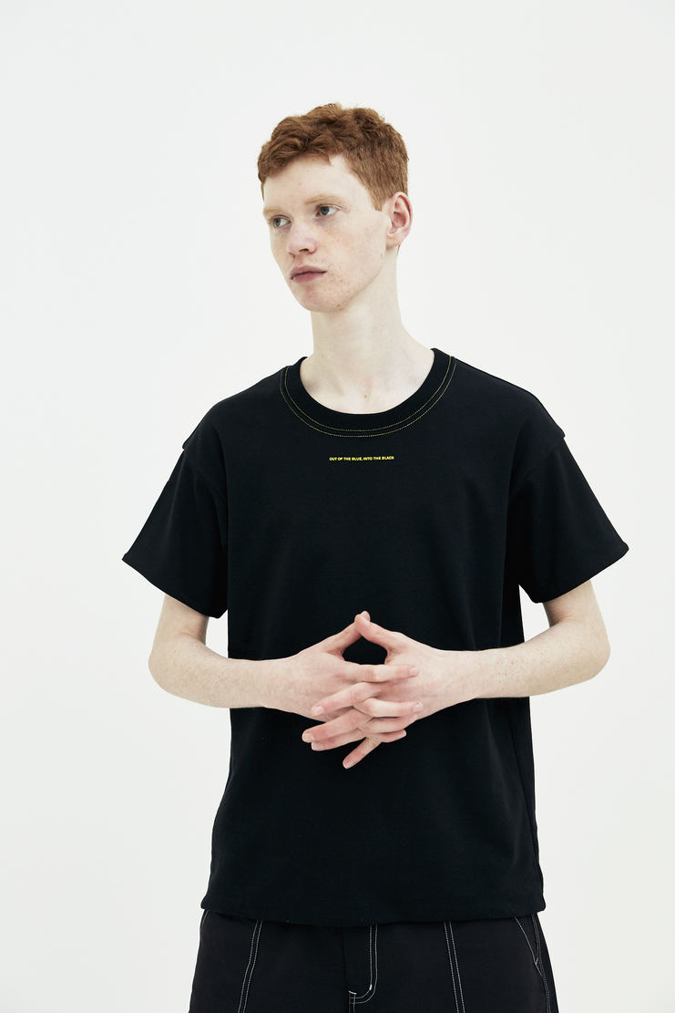 ALYX black short sleeve t shirt top tshirt S/S 18 SS17 Spring Summer 2018 Alyx Machine-A sunset sun tee ocean aleeks alix matthew williams logo cotton
