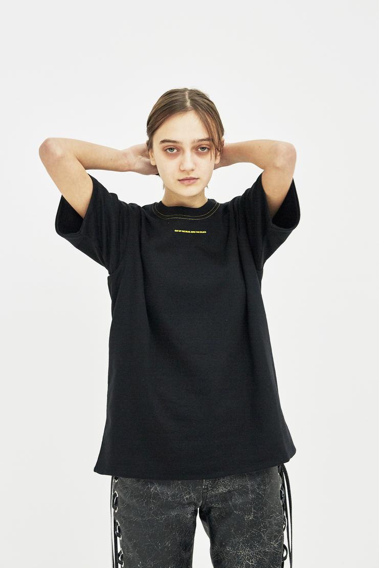 ALYX black short sleeve t shirt top tshirt S/S 18 SS17 Spring Summer 2018 Alyx Machine-A sunset sun tee ocean aleeks alix matthew williams logo cotton