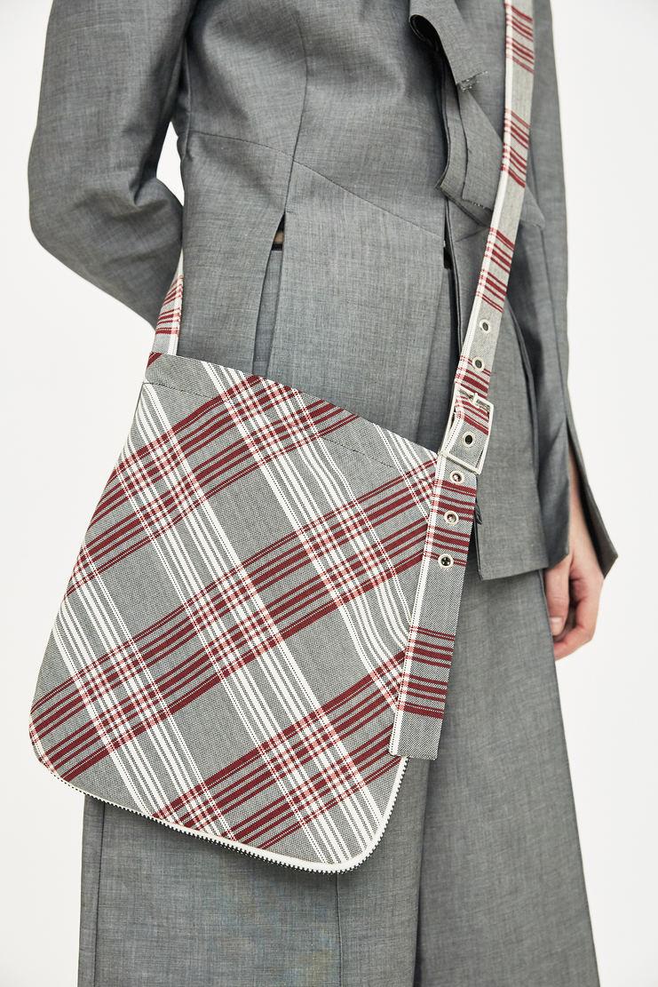 DELADA Red Double Pocket Bag S/S 18  ss18 DELADA dilada Spring Summer 2018 Machine-A