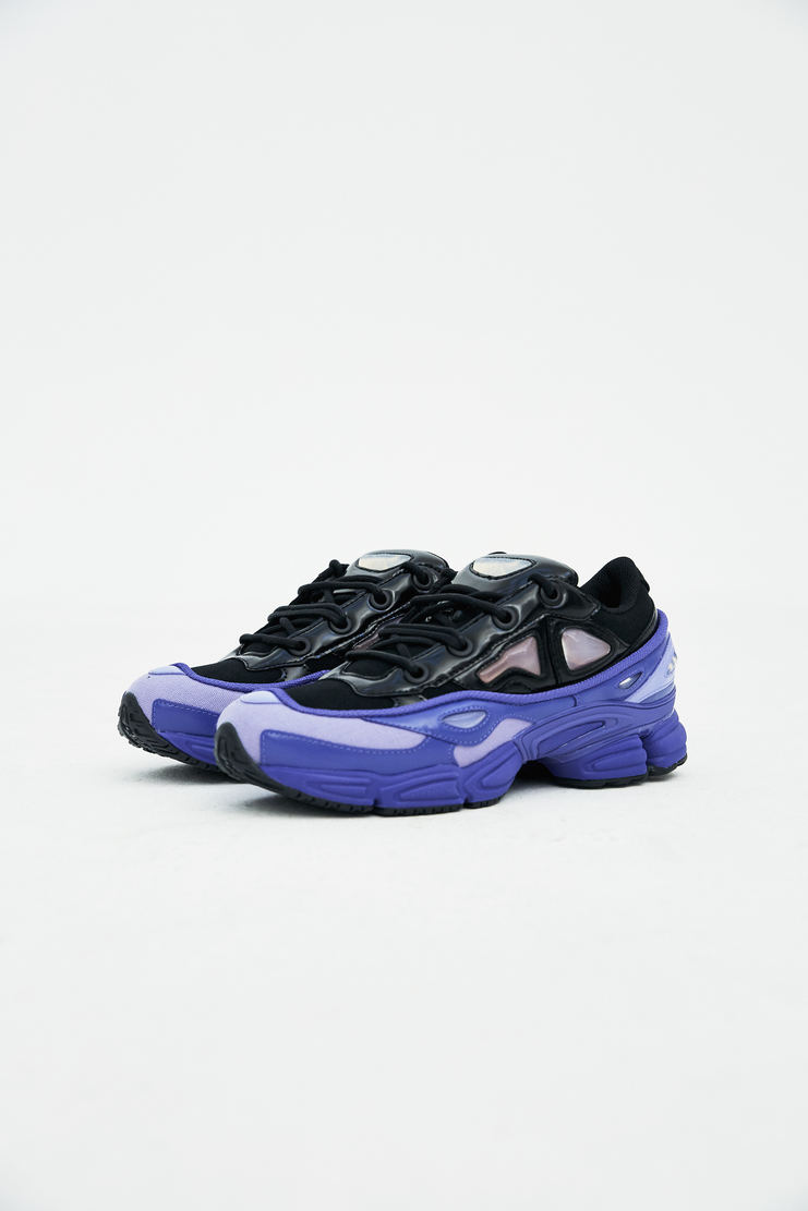 Adidas X Raf Simons black Ozweego III trainers shoes sneakers s/s18 ss18 raf simons Machine-A