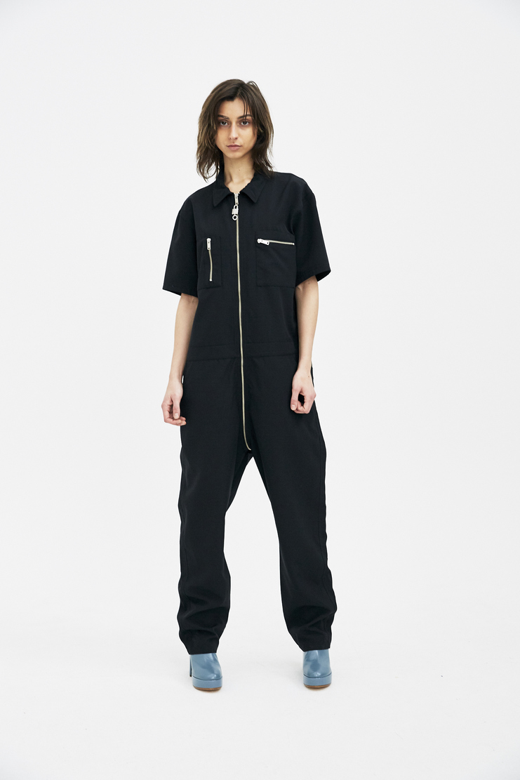 Ambush Woven Jumpsuit trousers SS18 s/s 18 spring summer 2018 Machine A SHOWstudio womens