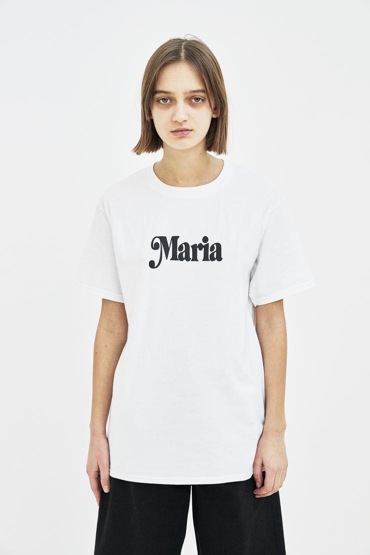 Satan's School for Girls White Maria T-shirt ss18 spring summer 18 tee white black monochrome